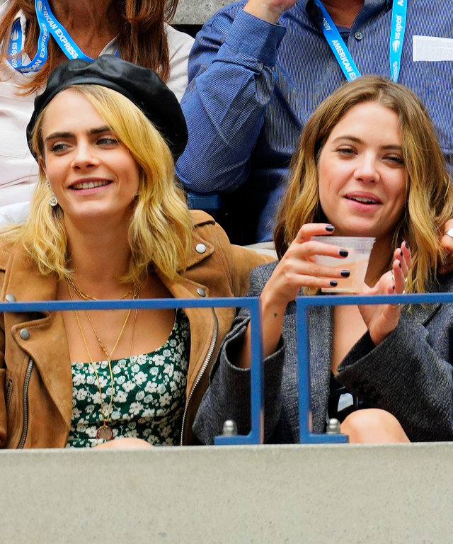 Celebrities Attend The 2019 US Open Tennis Championships - Day 13