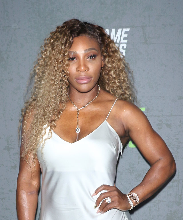 NEW YORK, NEW YORK - SEPTEMBER 09: Tennis player Serena Williams attends the  The Game Changers  New York premiere at Regal Battery Park 11 on September 09, 2019 in New York City. (Photo by Jim Spellman/Getty Images)