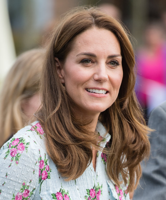 The Duchess Of Cambridge Attends  Back to Nature  Festival