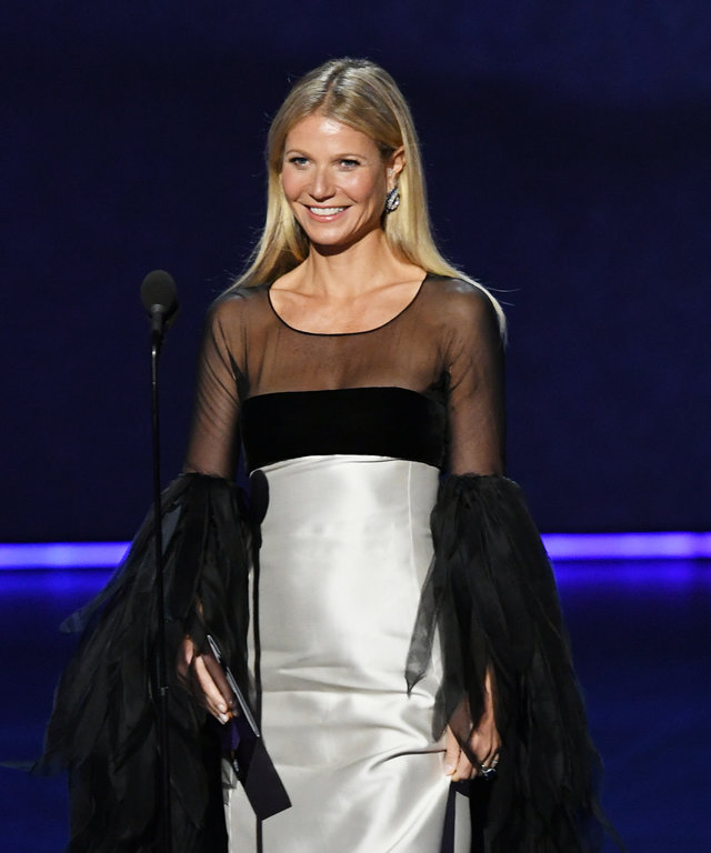 Gwyneth Paltrow Emmy Awards - Show