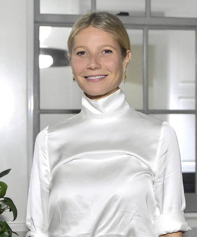 Gwyneth Paltrow at Demi Moore's 'Inside Out' Book Party