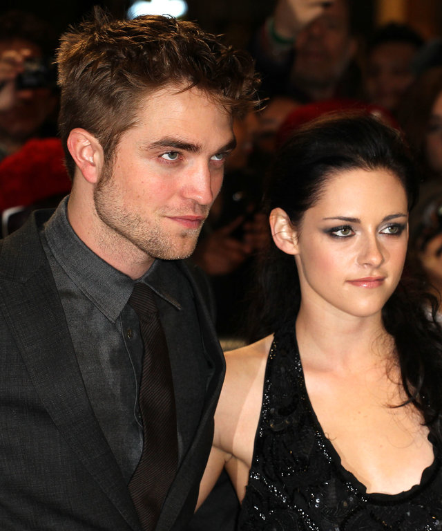 The Twilight Saga: Breaking Dawn Part 1 - UK Premiere