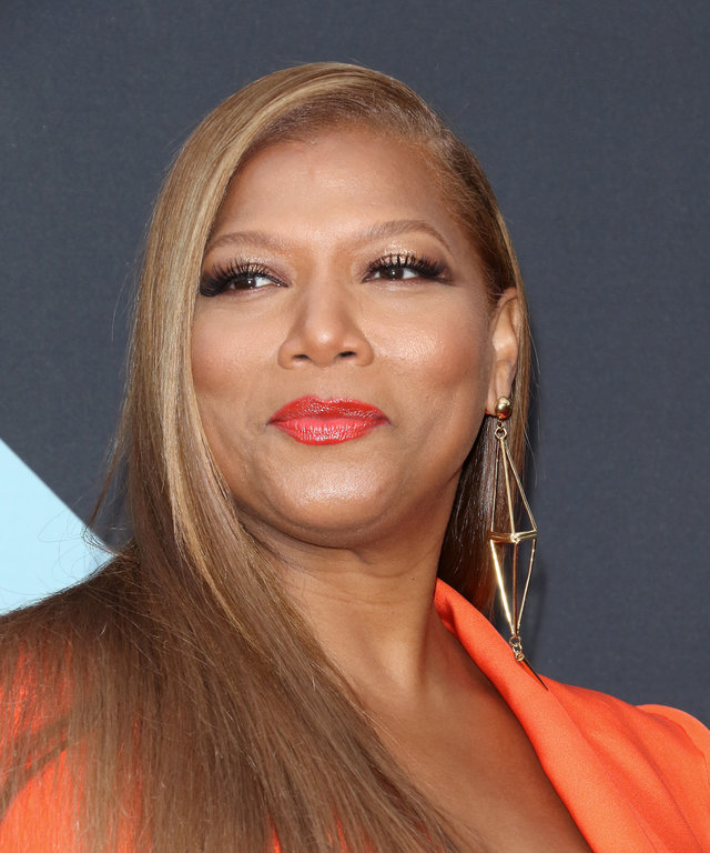 Queen Latifah Blonde Hair