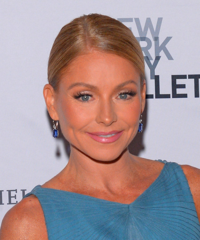 Kelly Ripa attends the 8th Annual New York City Ballet