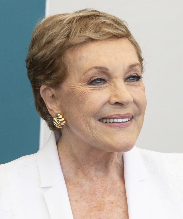 Julie Andrews 76 Venice International Film Festival 2019