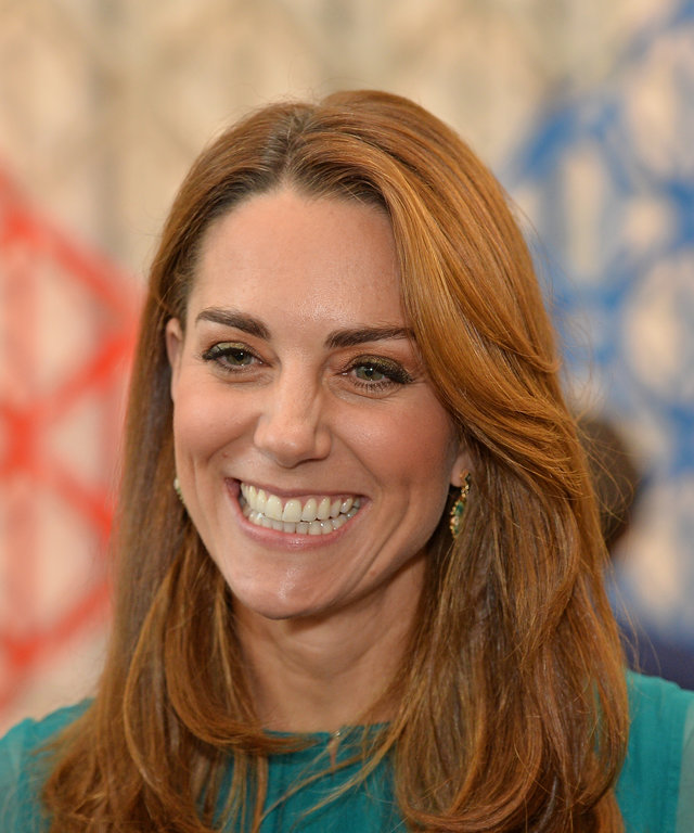 The Duke And Duchess Of Cambridge Visit The Aga Khan Centre