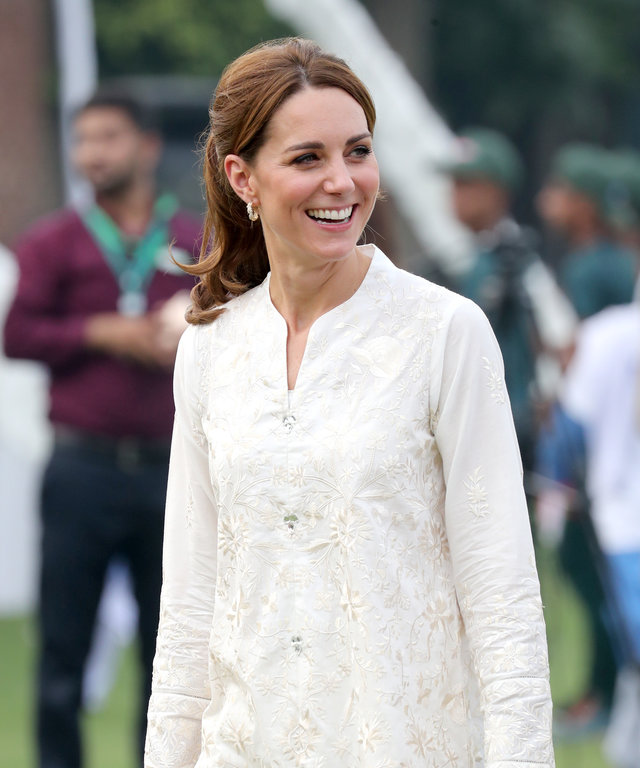 Kate Middleton Cricket Lead