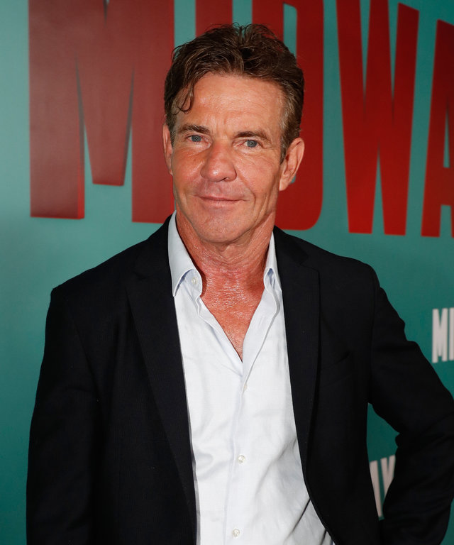 Midway  Special Screening - Dennis Quaid