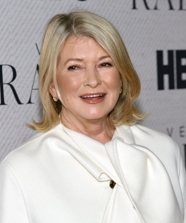 Martha Stewart HBO's  Very Ralph  World Premiere
