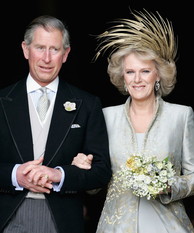 Camila Parker Bowles Prince Charles Royal Marriage Blessing At Windsor Castle