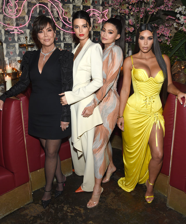 Kardashian Jenner 'The Age Of Influence' In NYC