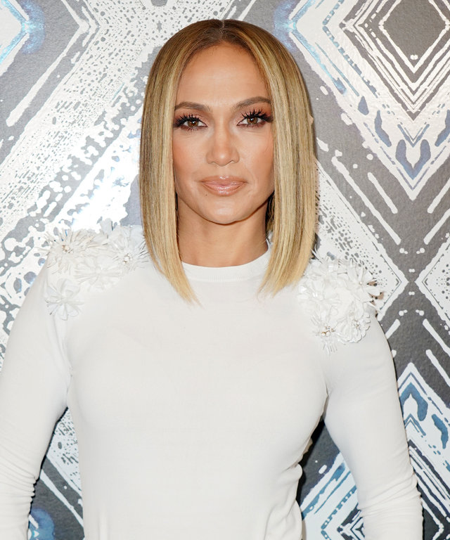 Jennifer Lopez Bob Haircut