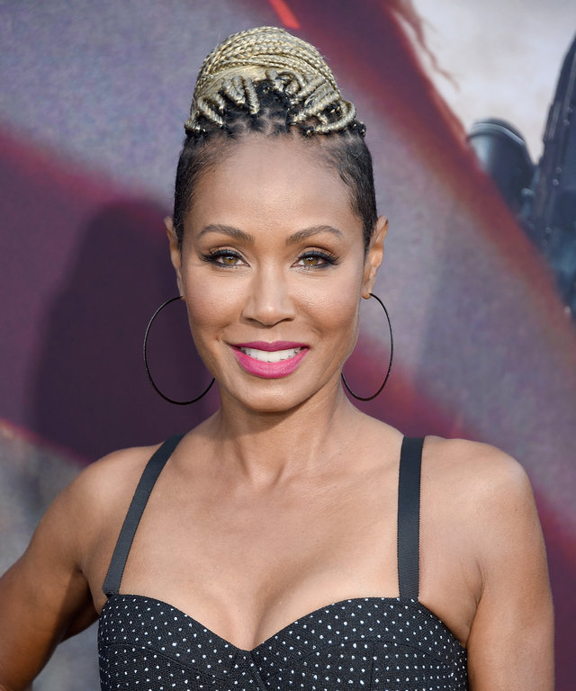 Jada Pinkett Smith Headwrap
