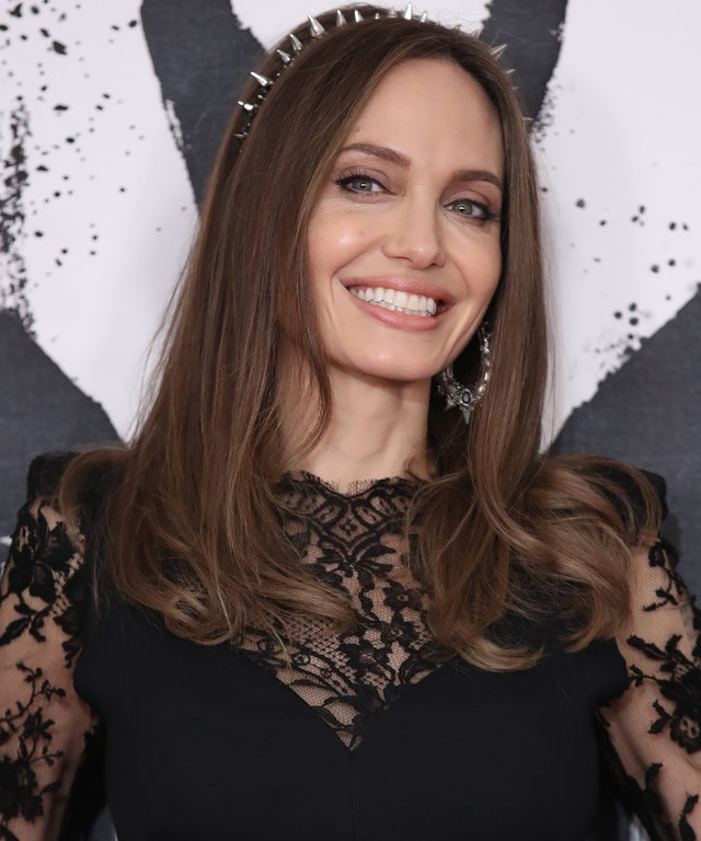 Angelina Jolie  Maleficent: Mistress Of Evil  Photocall