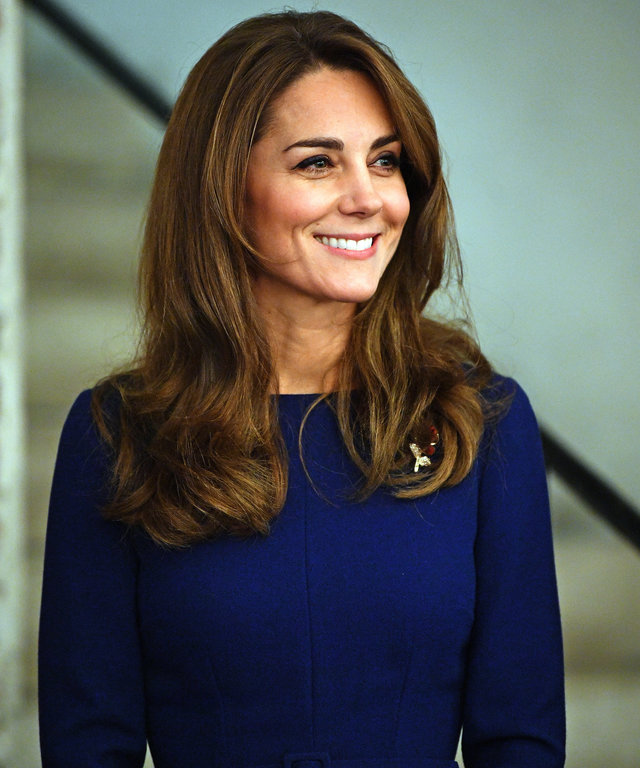 Kate Middleton National Emergencies Trust Lead