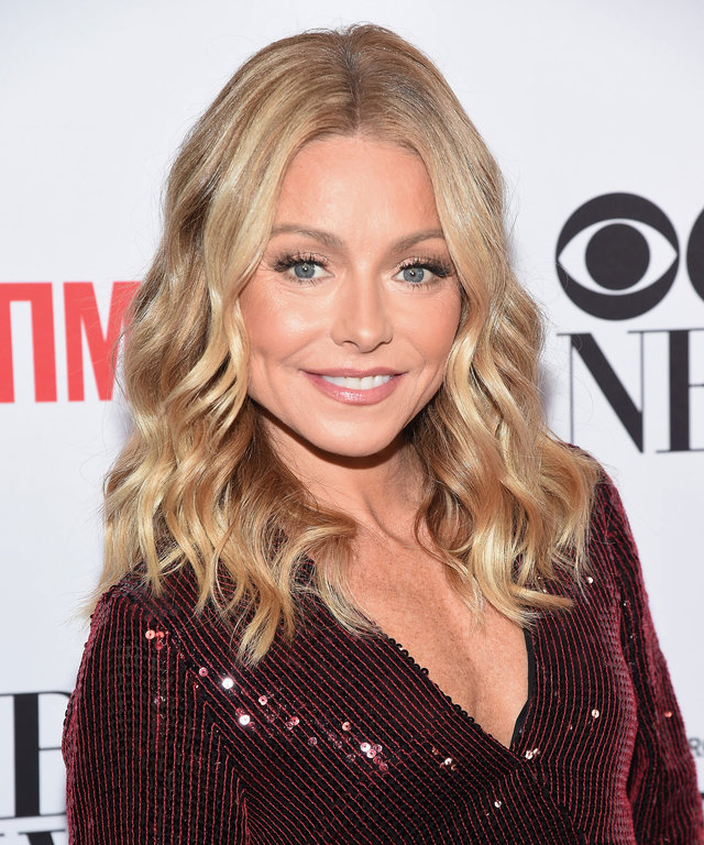 Kelly Ripa Broadcasting & Cable Hall Of Fame Awards