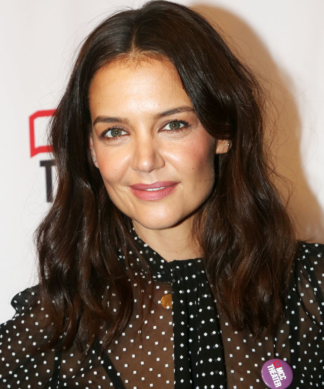 Katie Holmes 2019 MCC Theater All-Star  Let's Play!  Celebrity Game Night