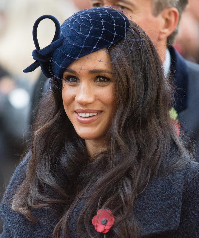Meghan Markle Field of Remembrance Lead