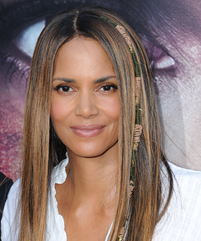 Halle Berry Box Braids