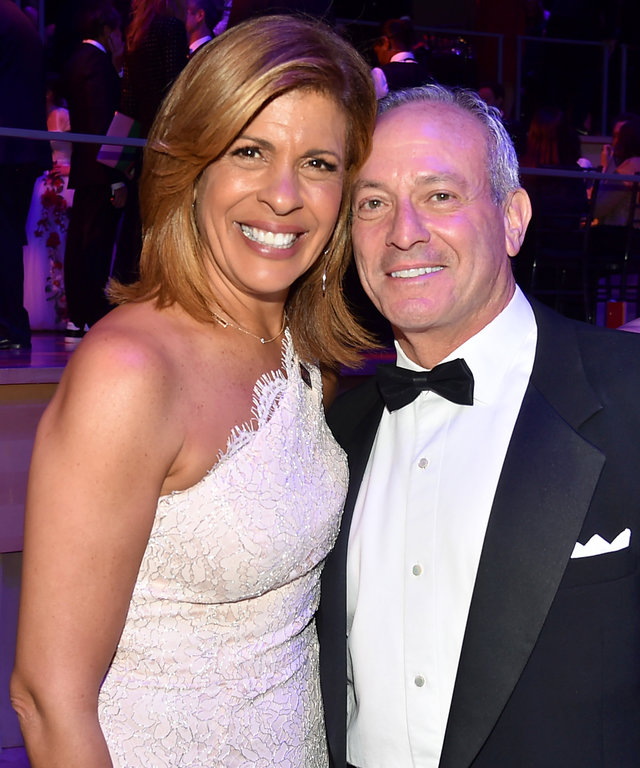 Hoda Kotb and Joel Schiffman Engaged - 2018 TIME 100 Gala