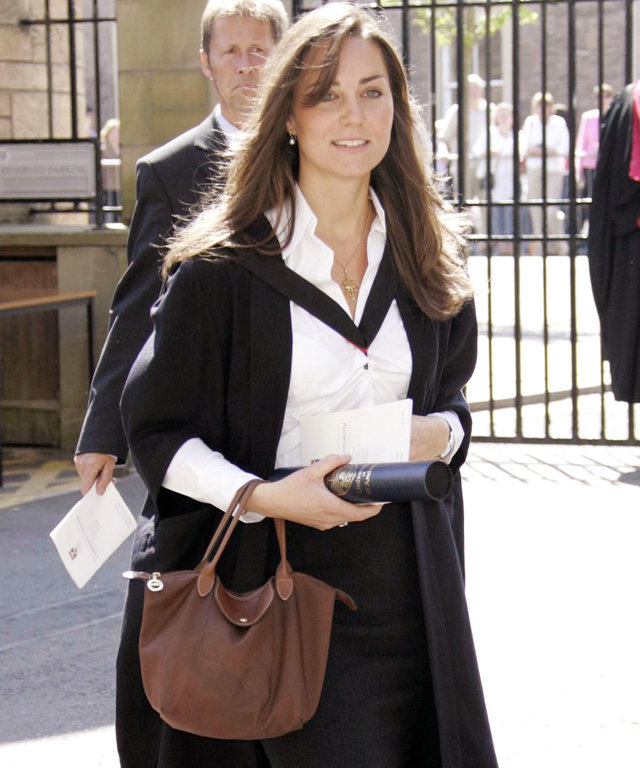 Kate Middleton Le Pilage Tote
