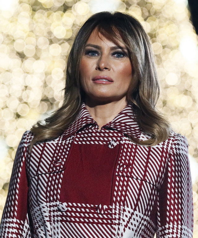 Melania Trump Makes Statement About Greta Thunberg