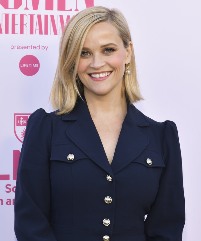 Reese Witherspoon at The Hollywood Reporter's Women in Entertainment Breakfast