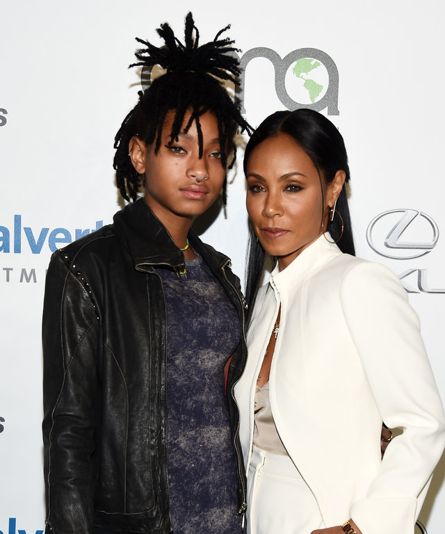 Jada Pinkett Smith Was Accused of Starving Willow