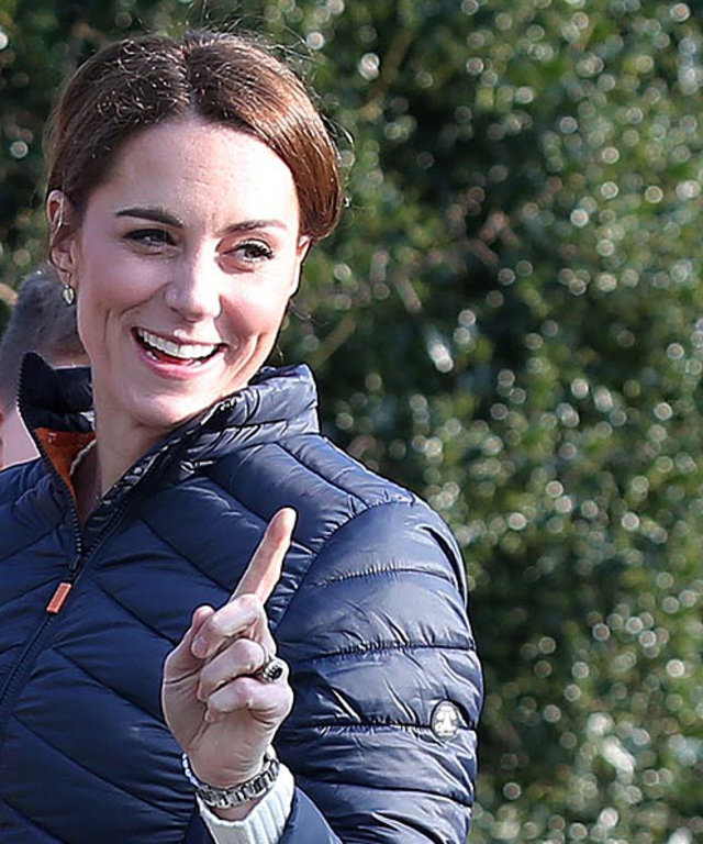 Shopping: Kate Middleton's Comfy New Balance Sneakers Are Seriously Discounted Right Now
