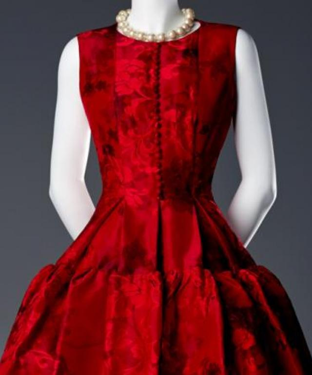 Oscar de la Renta SCAD Fashion Exhibit