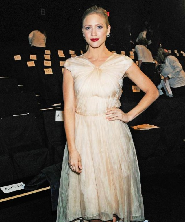 Brittany Snow's Cold-Weather Style