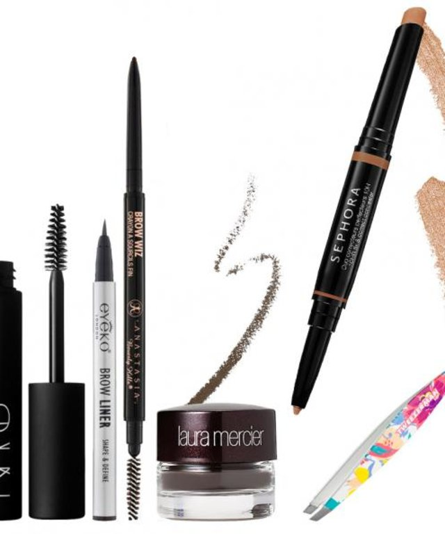 Brow Products Breaking Down Powders Pencils And Pomades Instyle