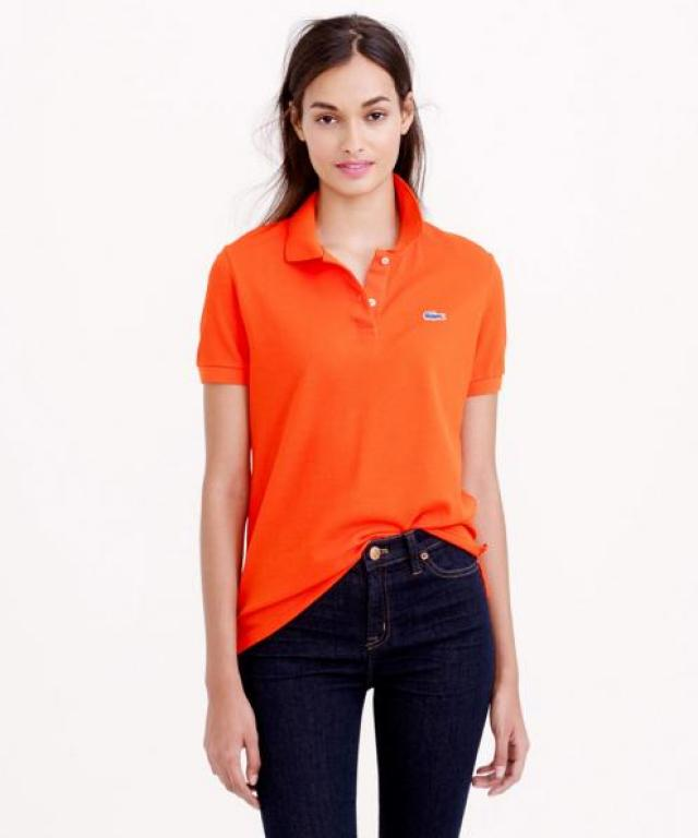 J. Crew and Lacoste Collaboration