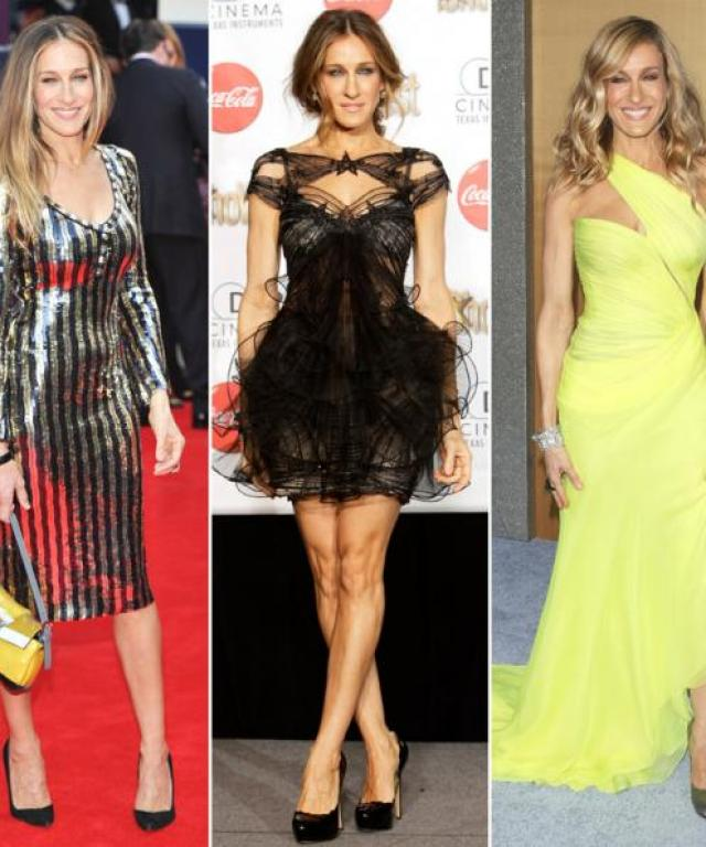 Sarah Jessica Parkers Most Memorable Outfits