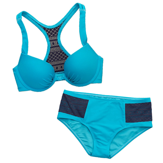 <p>Aerie Swim by American Eagle Outfitters</p>