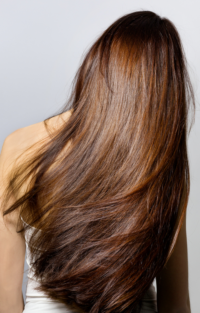 The Difference Between A Hair Glaze And A Hair Gloss