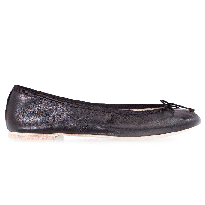 Basic Black Ballerina Flats