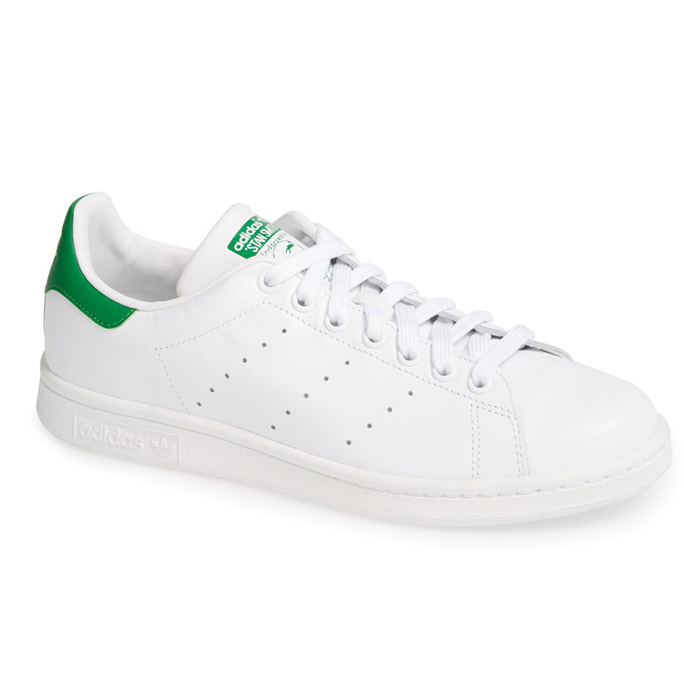 <p>All-White Sneakers</p>