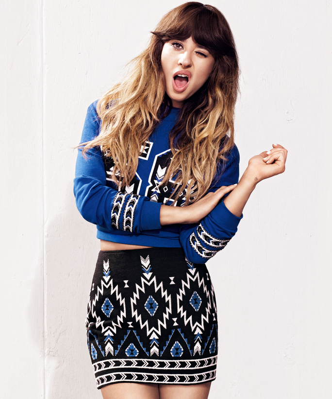 Get to Know Foxes, The Face of H&M Loves Music's Fall Campaign