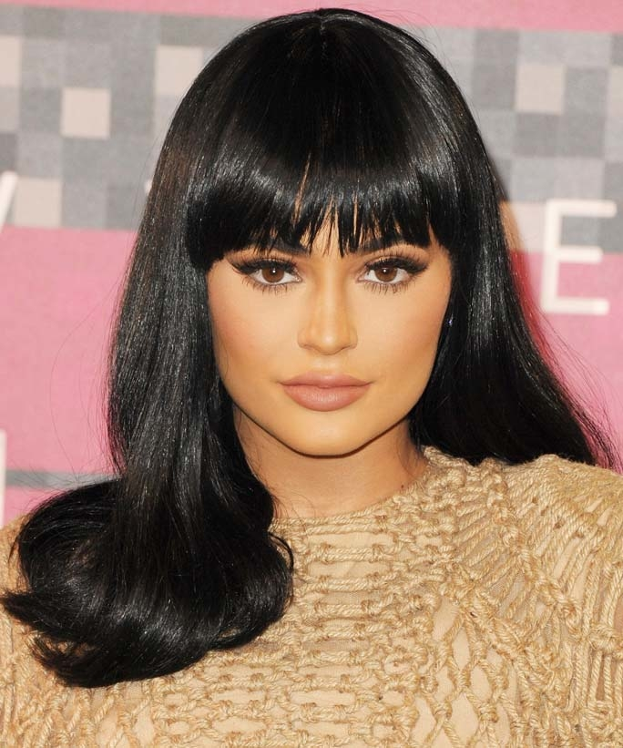 Proof that Kylie Jenner Looks Gorgeous With or Without Makeup