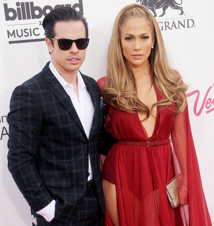 c12f12679a4 Jennifer Lopez and Casper Smart Break Up—Look Back at Their Cutest ...