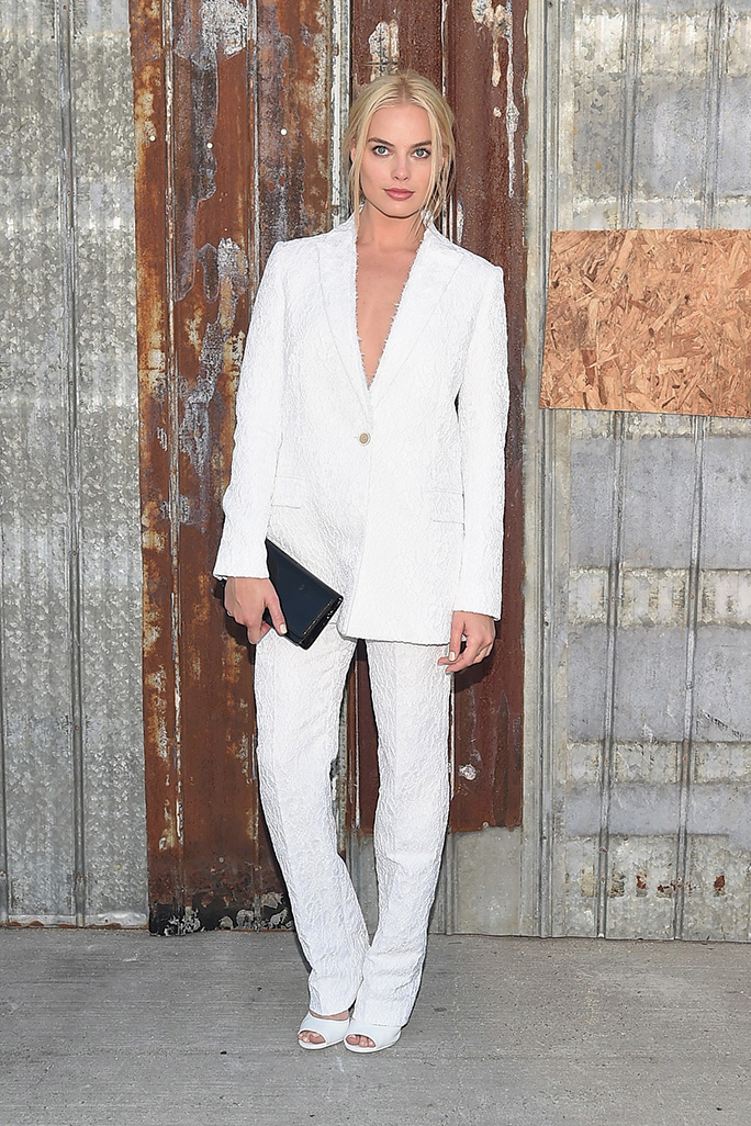 <p>In Givenchy, 2015</p>