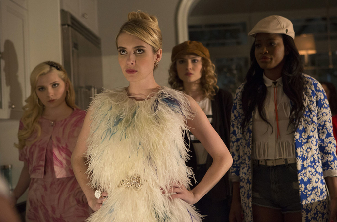 Scream Queens Recap: All the Details from the Premiere