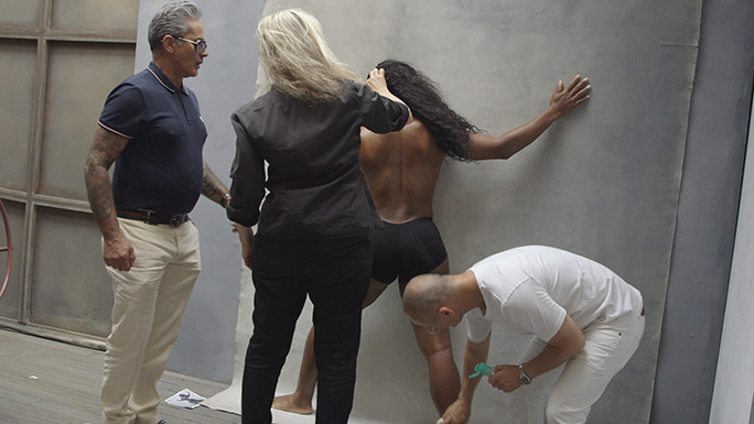 Here's Your First Sneak Peek At The Pirelli Calendar Starring Serena Williams, Tavi Gevinson, Natalia Vodianova and More!