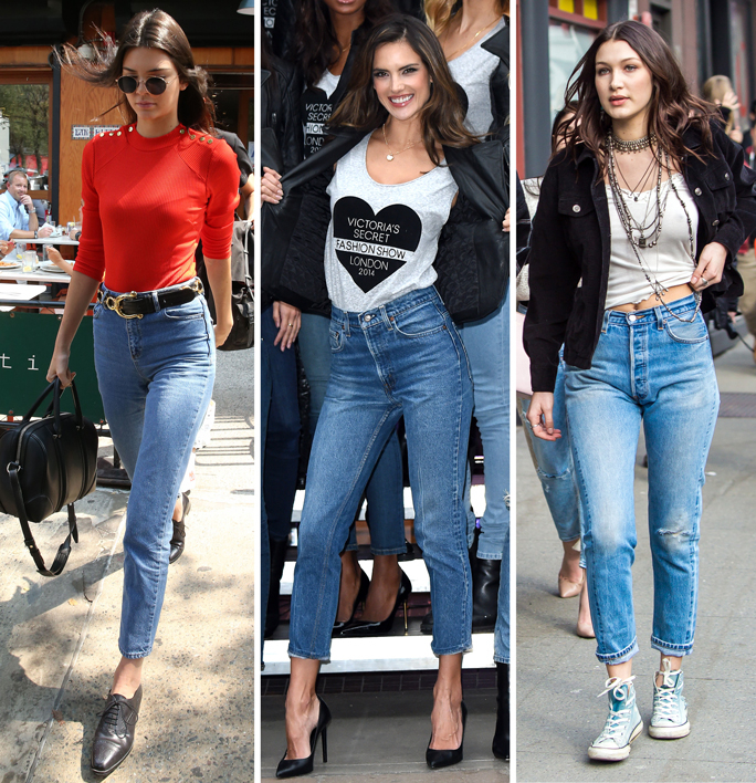 Extrem Mom Jeans Are Back | InStyle.com YH76