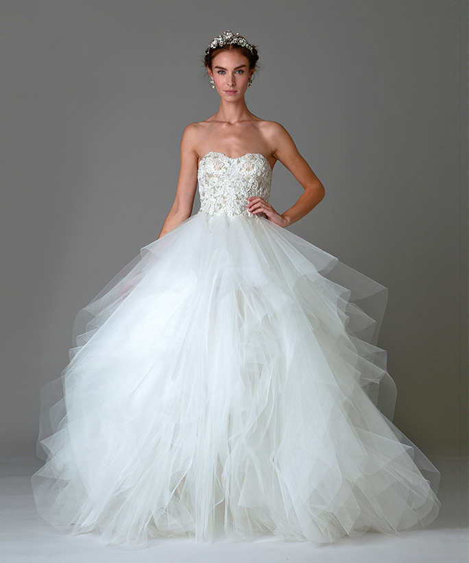 marchesa wedding dress marchesa debuts bridal costume jewelry and shoe 5704