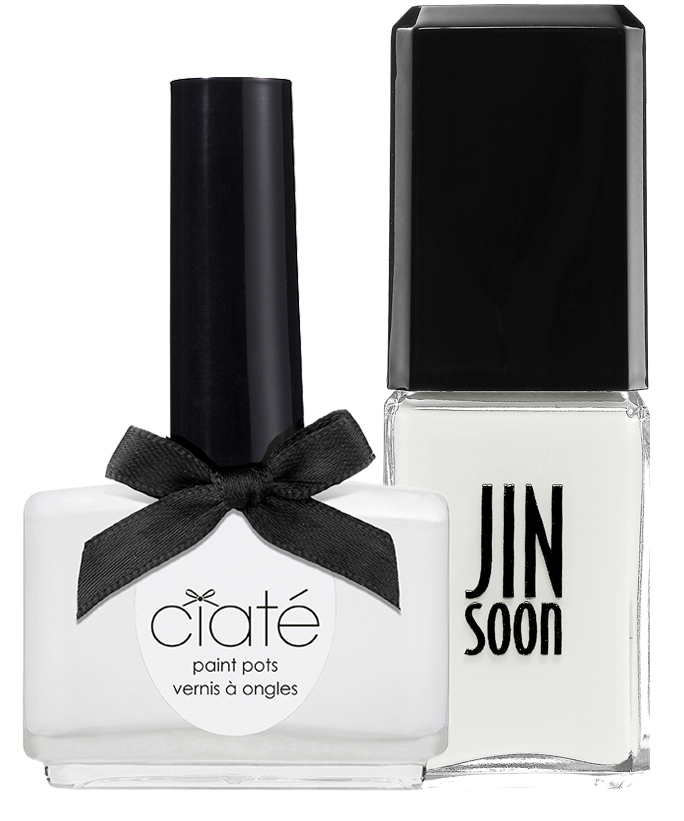 Wear White After Labor Day—on Your Nails