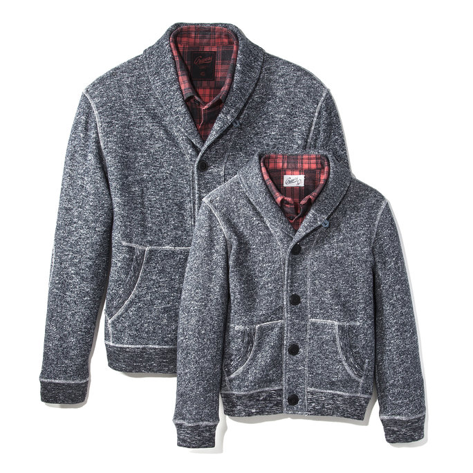 SHIRT AND CARDIGAN FOR MEN AND BOYS