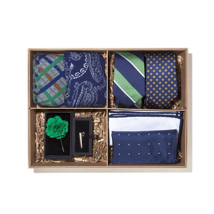 The Tie Bar's Style Box