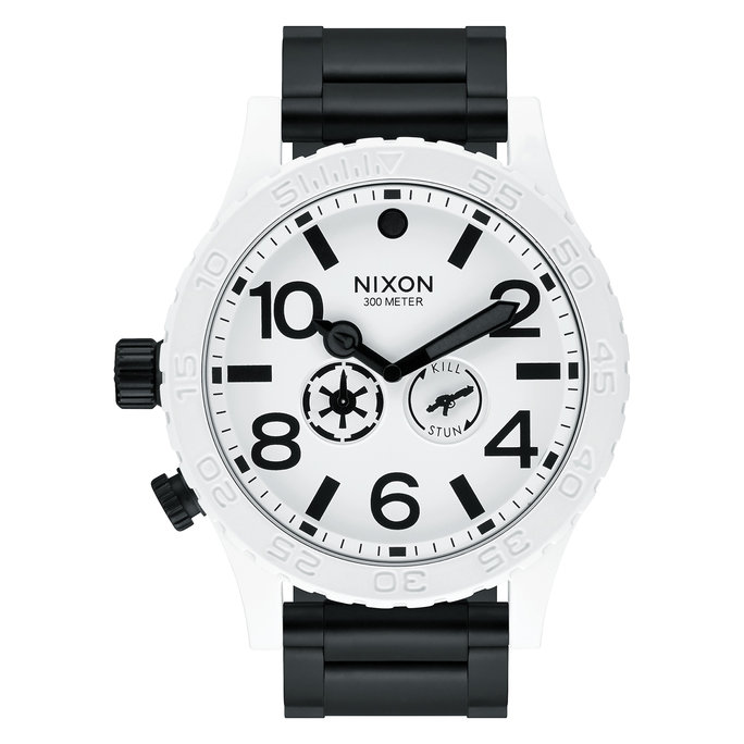 NIXON STAR WARS WATCH